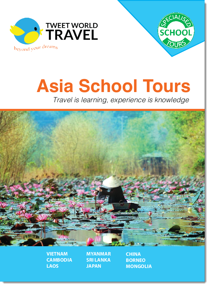 Asia School Tours Brochures